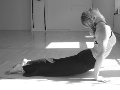 Urdhva Mukha Svanasana Birgttes yogs